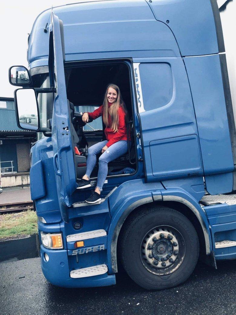 Index - Belföld - Leprásként kezelik a magyar kamionsofőröket