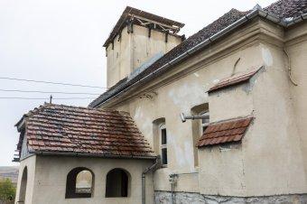 Anyaországi pénzből újítják fel a leégett bethlenszentmiklósi templomot