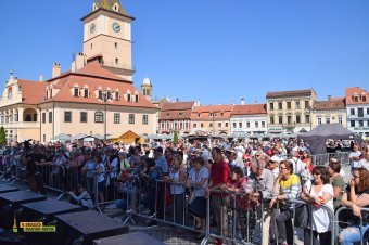 Magyar ünnep a Cenk alatt: betölti a város emblematikus tereit a Brassói Magyar Napok