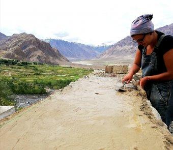 Önkéntes munka és spirituális feltöltődés a himalájai Zanglában
