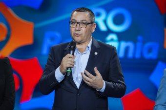 Balhorog Orbannak: Ponta pártja nem szavazza meg a leendő kormányt
