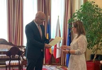 Tiszteletbeli lengyel konzulátus nyílik Kolozsváron