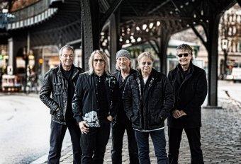 Kolozsváron csap a húrok közé a legendás Deep Purple együttes