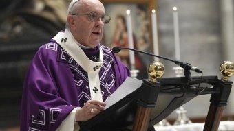 Korrupcióellenes intézkedéseket vezetett be Ferenc pápa a Vatikánban