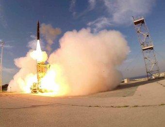"""""""Rakétaesőt"""" zúdított Izraelre a Hamász iszlamista szervezet"""