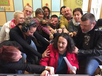 Bölcső díjat kapott a Kolozsvári Rádió magyar szerkesztősége az RMDSZ-től a magyar nyelv napja alkalmából