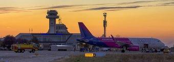 Megötszörözte utasai számát a szatmári reptér, új járatokat terveznek
