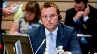 """Várhelyi Olivér uniós bővítésért felelős biztos neve is felkerült az Ukrajna """"ellenségeit"""" listázó Mitrovorec honlapra"""