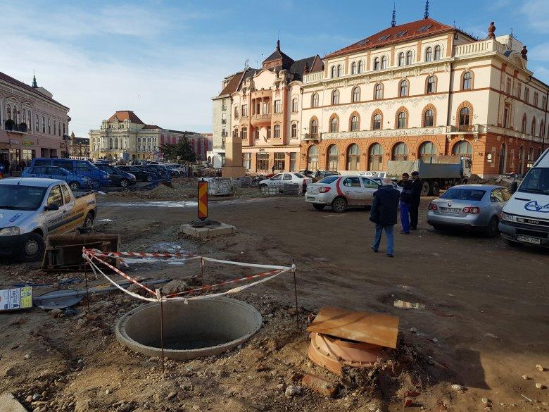 Teret nyernek a gyalogosok: két újabb sétálóutca létesül Nagyváradon