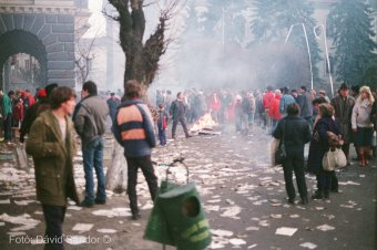 Egyet akartunk: változást – Az 1989-es forradalom emlékpillanatai