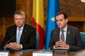 """Klaus Johannis abban bízik, hogy az új évben """"egy jobb Románia"""" eszméje fogja lelkesíteni az embereket"""
