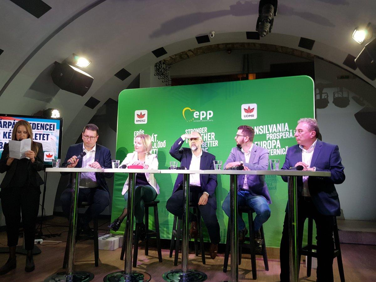 Kelemen Hunor szerint az RMDSZ-nek meglesz az 5%-a az EP-választáson