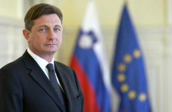 Borut Pahor szlovén elnököt fogadta Johannis Bukarestben: a nyugat-balkáni bővítésről és más uniós projektekről egyeztettek
