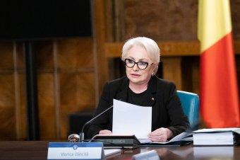 FRISSÍTVE: Érvényesült a papírforma, Viorica Dăncilă miniszterelnök lett a PSD új elnöke