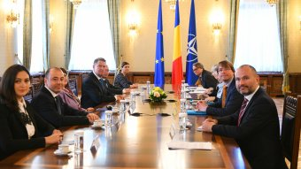 Btk.-módosítás: Klaus Johannis rendkívül kártékonynak nevezte a PSD-féle jogalkotási módot