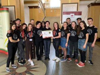 A szatmárnémeti Kölcsey-gimnázium csapata nyerte az Örökségünk őrei vetélkedőt
