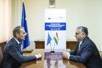 Nincs Fidesz-ellenes többség az Európai Néppártban: a németek sem támogatják a magyarok kizárását