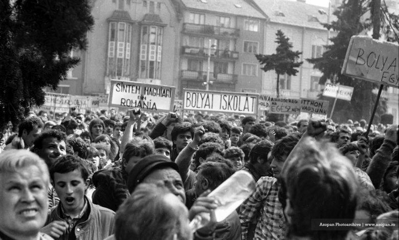 Véres virradattal a magyar–román együttélés ellen