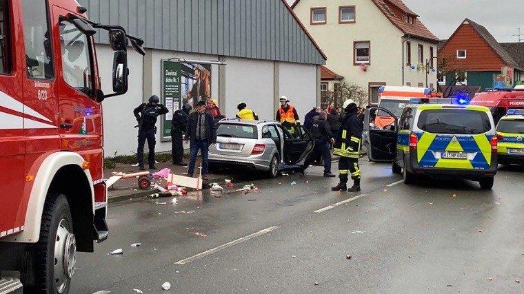 Németországi gázolás: közel hatvan sérült, az indíték továbbra sem ismert