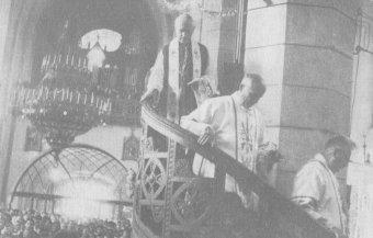 Könyvbemutató: Márton Áron püspök lehallgatási jegyzőkönyvei