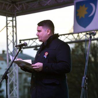 Szimpátiarendezvényt tartottak Budapesten a székely szabadság napja alkalmából