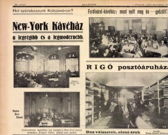 Időutazás megsárgult újságokkal, folyóiratokkal: 19. és 20. századi sajtótermékek, könyvkülönlegességek lapozhatók a Digitékában