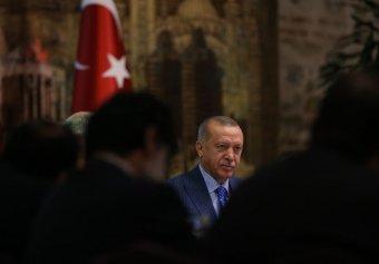 Törökország 320 milliárd köbméter földgázt talált a Fekete-tenger alatt