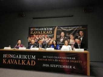 Három magyar érték egyszerre a színpadon: Kolozsvárról indul a Hungarikum Kavalkád