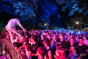 Duplafesztivált tervez a Jazz in the park: több mint negyven koncertet kínálnak a kincses város nyári rendezvényén