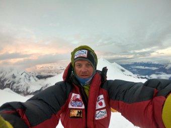 """""""Akarattal és kitartással bármit el tudunk érni"""" – Varga Csaba nagyváradi hegymászó a Mount Everest-expedícióról"""