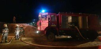 Tűz ütött ki egy szebenjuharosi szállodában, a vendégeket kimenekítették