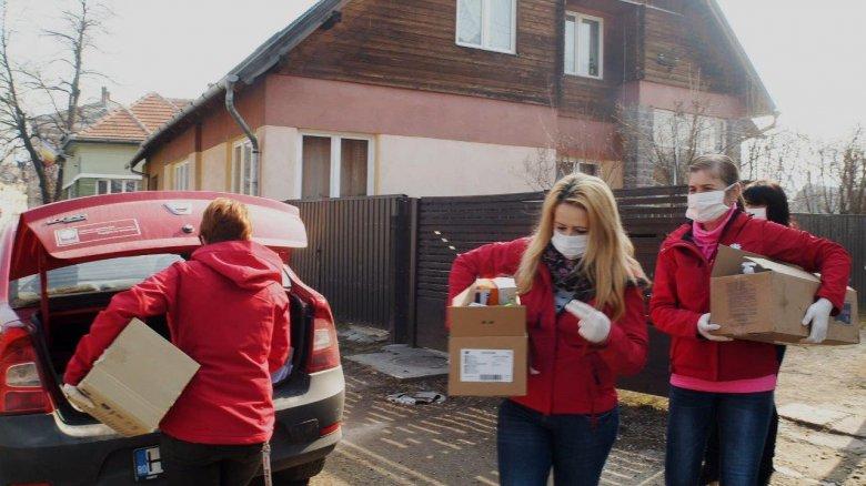 Fokozottan figyel a betegekre és idősekre a Gyulafehérvári Caritas