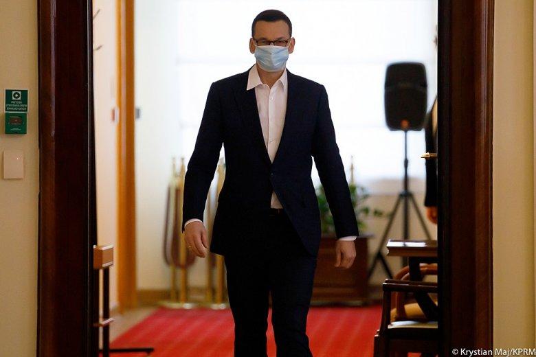 """A lengyel kormányfő szerint a """"Polexit"""" álhír, káros mítosz"""