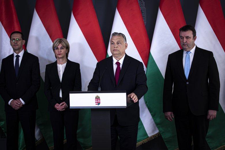 Orbán Viktor: annyi munkahelyet kell létrehozni, amennyit a vírus tönkretesz