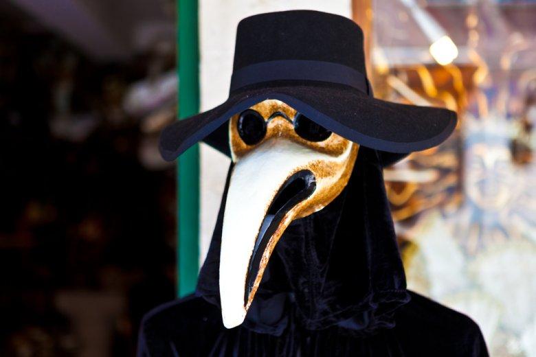 Laczkó Vass Róbert: Találkozás egy karneváli maszkkal