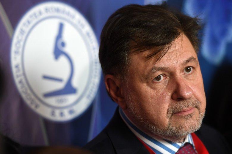 Megfertőződött Alexandru Rafila mikrobiológus, a PSD miniszterelnök-jelöltje