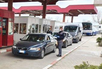 """""""Trákok"""" ostromolták meg a román-magyar határt"""