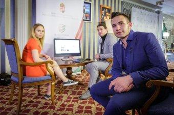 Szatmári diákok nyerték a Határtalanul nagydöntőjét