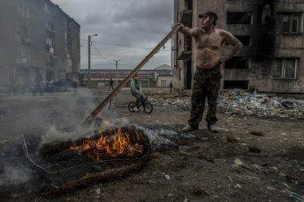 Nagybányán készült fotók nyerték el a magyarországi sajtófotó-pályázat nagydíját