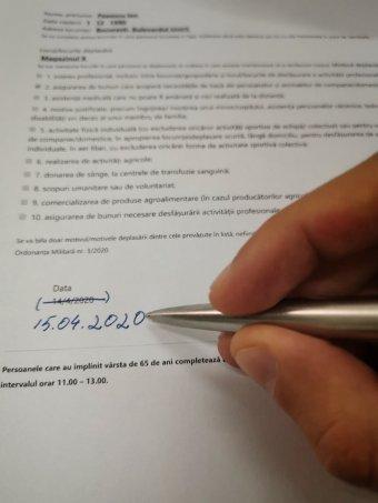 A kézzel megírtat is elfogadják, a dátum módosításával többször felhasználható a felelősségvállalási nyilatkozat