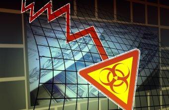 IMF-prognózis: jelentősen lefékezi a román gazdaságot a koronavírus-járvány
