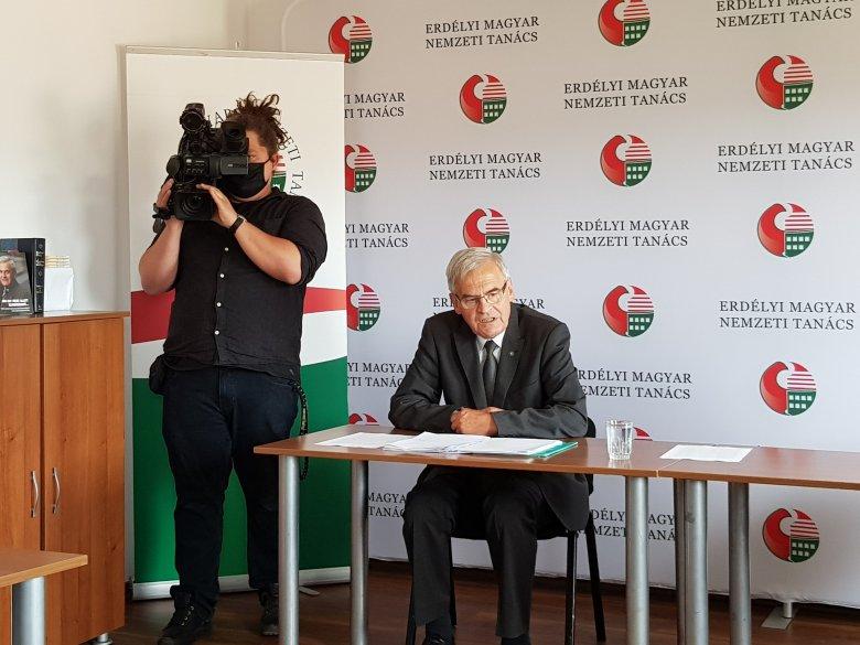 Tőkés: Trianon óta a magyarság kipusztítása, elüldözése a román nemzetstratégia célja