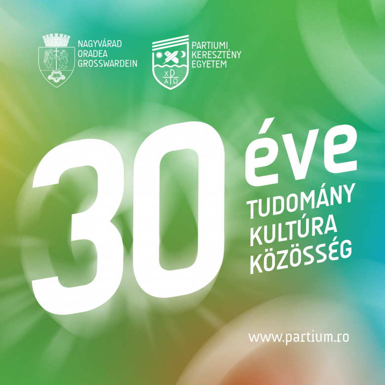 Online ünnepel a harmincéves Partiumi Keresztény Egyetem