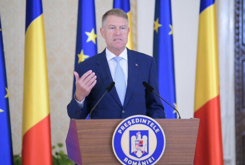 Az alkotmánybíróságon támadta meg Iohannis a Trianont ünnepé nyilvánító törvényt