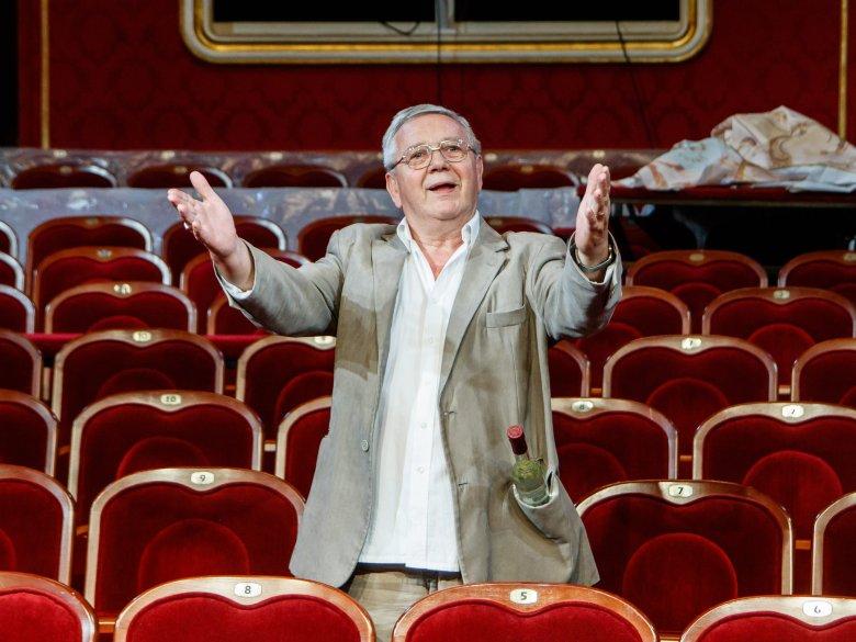 Amikor mindenik előadás felért egy premierrel – Hajdu Géza színművész a Szigligeti Színházban töltött fél évszázadról