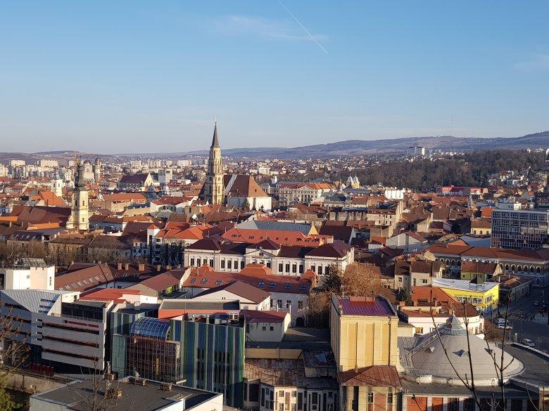 Elektromos buszok, libegő, drónos házhozszállítás, helikopterleszálló: okos városnegyed épül Kolozsváron