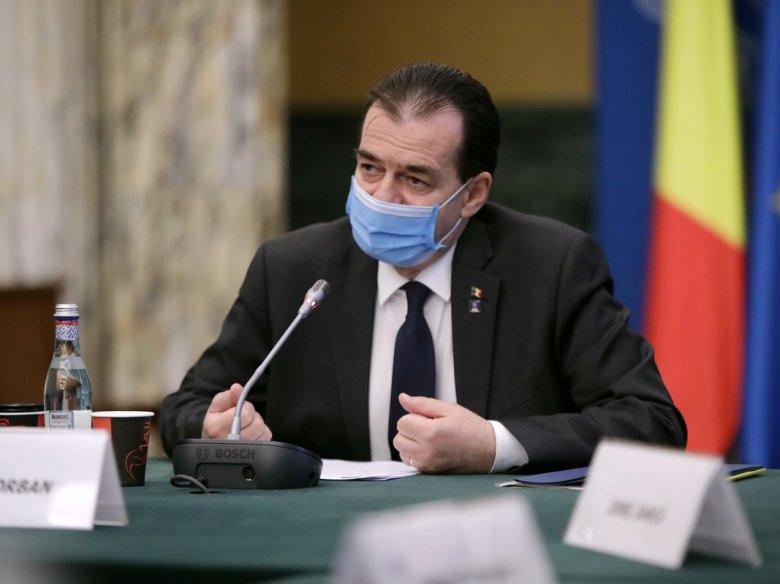 Ludovic Orban szerint USR-szavazatokkal lett Iordache a Törvényhozási Tanács elnöke