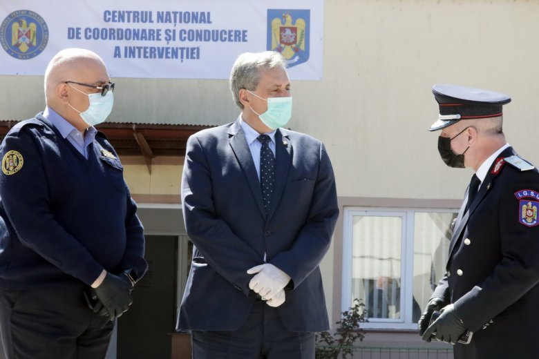Szigorúbb ellenőrzésekre készül a belügyminisztérium a járvány megfékezése érdekében