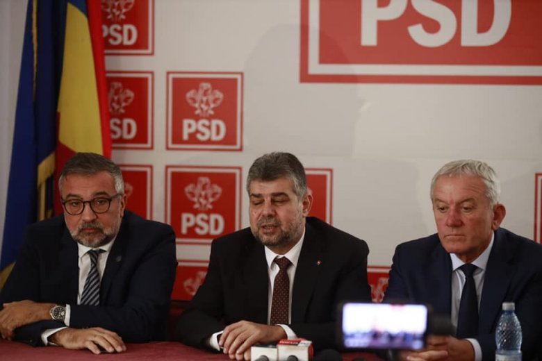 Magyarázatot követel a titkosszolgálattól a PSD az államfő vádaskodó nyilatkozatával kapcsolatban