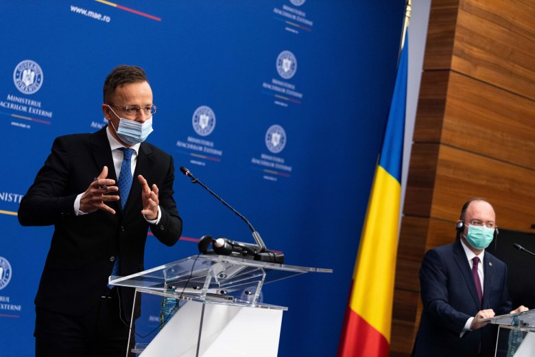 Magyarország kölcsönös tiszteleten alapuló együttműködést akar építeni Romániával
